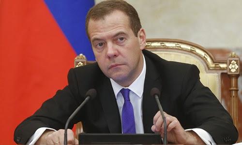 Hình ảnh Thủ tướng Nga chê Mỹ yếu ớt và thiển cận vì không chấp nhận đối thoại số 1