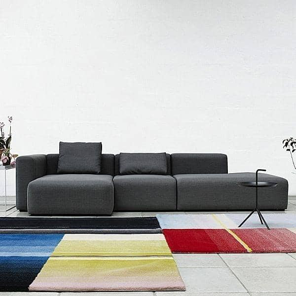 MAGS Sofa, Module Kombinationen (Fabrics Versionen), HAY