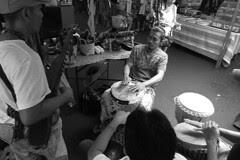 Legazpi Market - Music