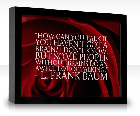 Image result for lyman frank baum quotes