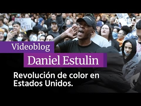 La Revolución del Color en EEUU por Daniel Estulin (Vídeo)