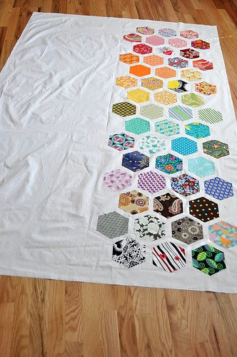 Quilts for Japan ~ The top