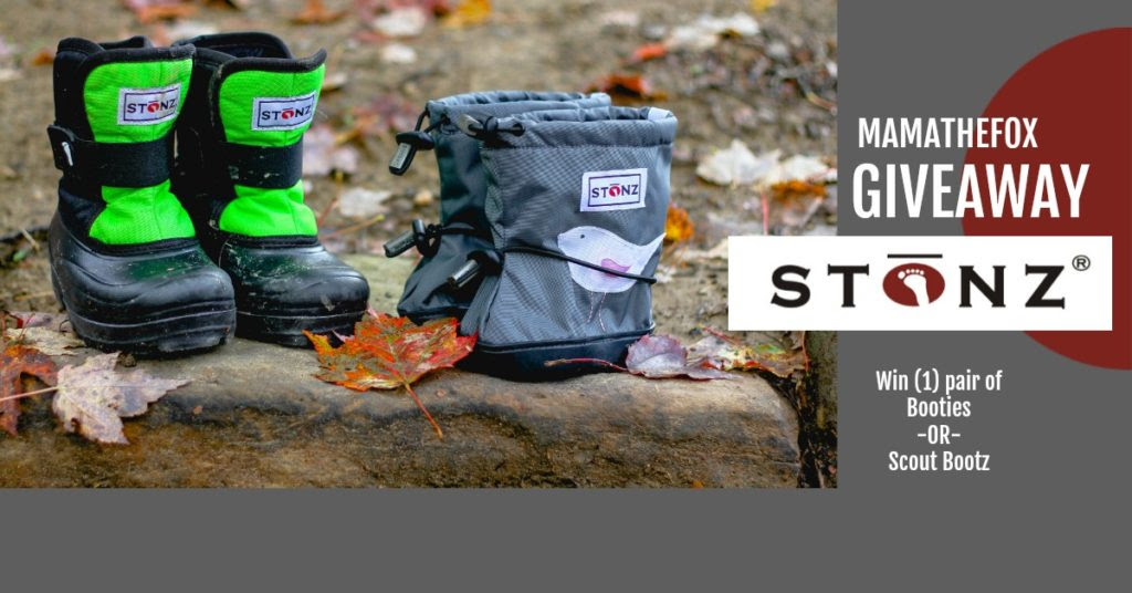 Enter the Stonz Boots Giveaway. Ends 11/5