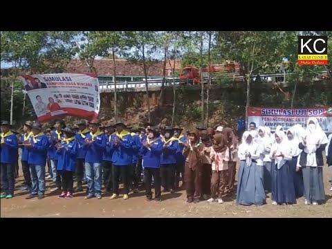 Kemensos RI Launching Kampung Siaga Bencana
