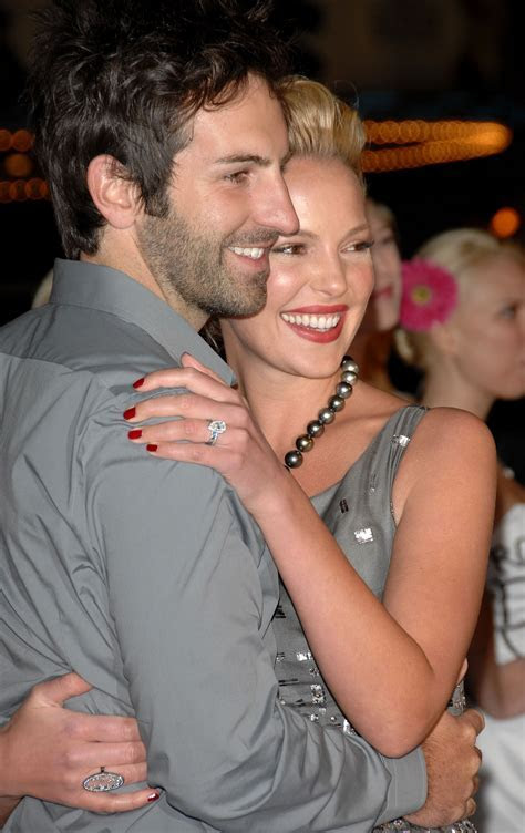 "Katherine Heigl ""Was Wedding Planning Like Crazy"" During"