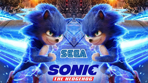Funny Sonic The Hedhog Movie 2020