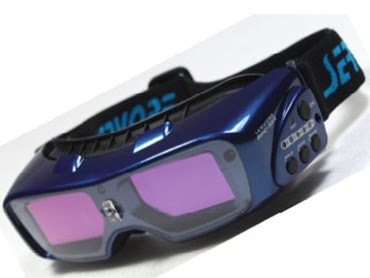 World S First Auto Darkening Welding Goggle Ppe System Released