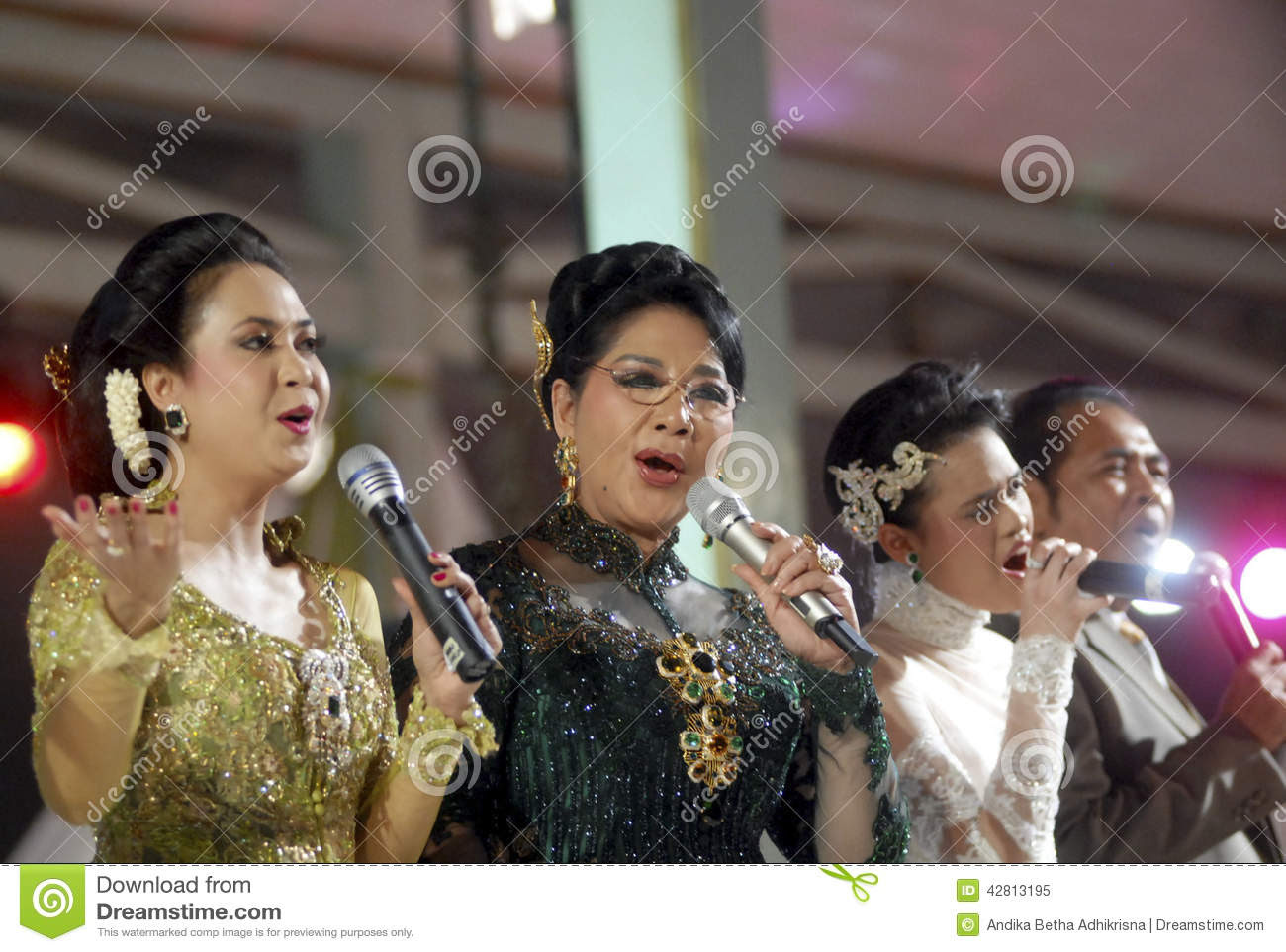 FOREIGN INFLUENCE IN INDONESIAN CULTURE Editorial Image  Image: 42813195