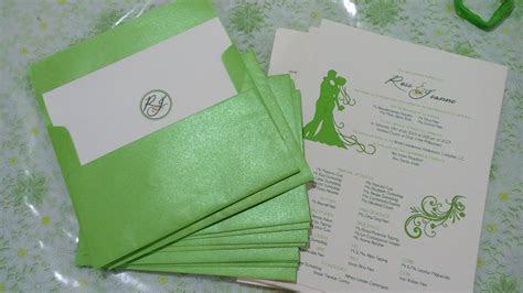 wedding invitation details card kata kata mutiara