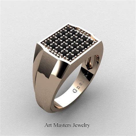 1000  images about men rings on Pinterest   Black onyx