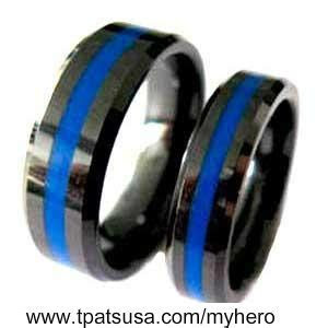 Mens Wedding Rings: Mens Wedding Bands Police