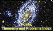 Points, Theorems and Problems.