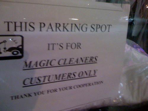 Magic Cleaners
