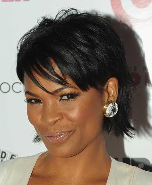 Cute Short  Haircuts  For Black  Women  The Best Short