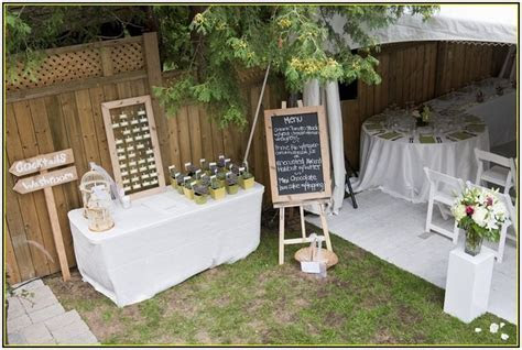 Best 25  Small backyard weddings ideas on Pinterest