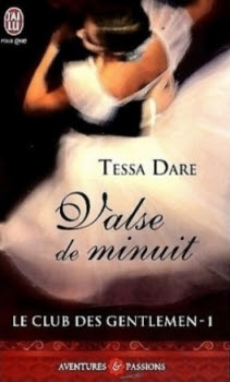 Couverture Le club des gentlemen, tome 1 : Valse de minuit