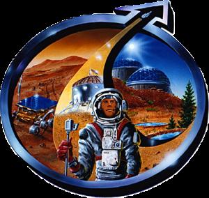 Mars Society logo
