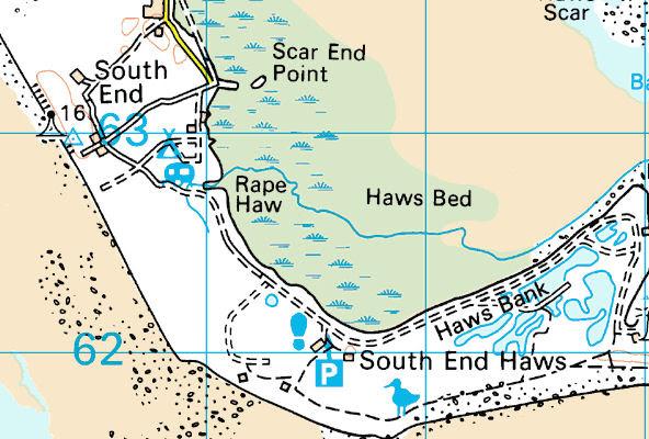 South End Caravan Park Walney Island