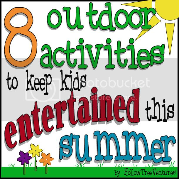 8 ways to keep kids entertained this summer