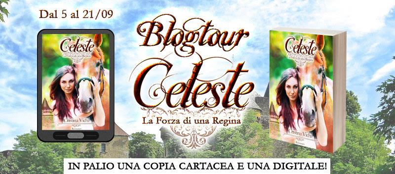Banner Celeste
