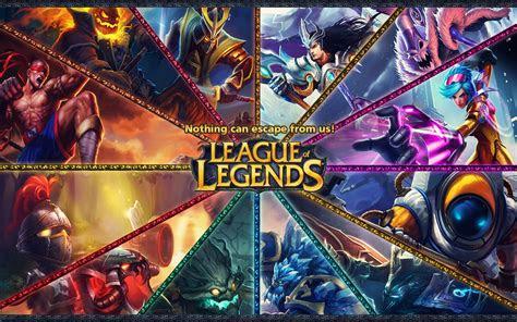 league  legends video games champions league nautilus