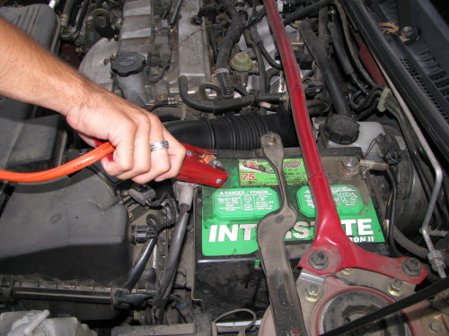 Proper Way To Trickle Charge A Car Battery