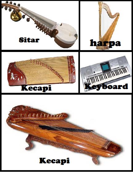 81 Gambar Alat Musik Harmonis Melodis Dan Ritmis Kekinian