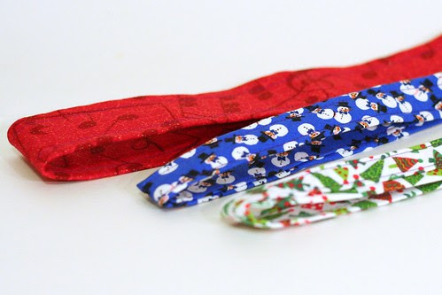 Two inch and one inch collar webbing