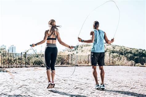 top  benefits  jumping rope health fitness revolution