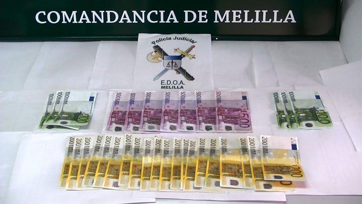 La Guardia Civil desarticula un sofisticado entramado financiero por el blanqueo de más de 32 millones de euros del narcotráfico