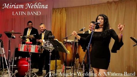 Latin Wedding Band Los Angeles   YouTube