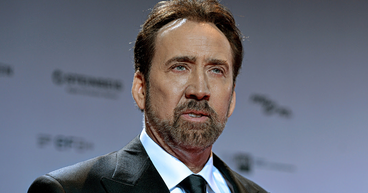 Nicolas Cage Will Have A SCORE TO SETTLE For Director Shawn Ku
