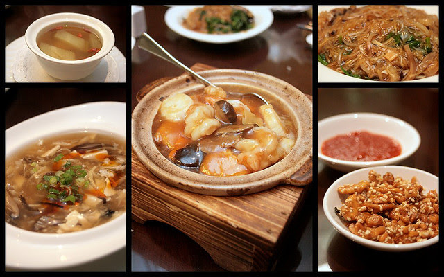 Dinner at Jia Wei Cantonese Restaurant