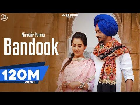 Bandook : Nirvair Pannu (Official Video) Deep Royce   Latest Punjabi Song 2020   Juke Dock