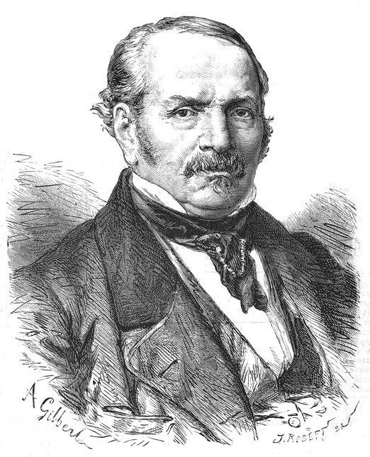 Descripción de la imagen Allan Kardec L'Illustration 10 de abril 1869.jpg.