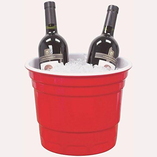 Carson Home Accents Original RedNek Party Ice Bucket