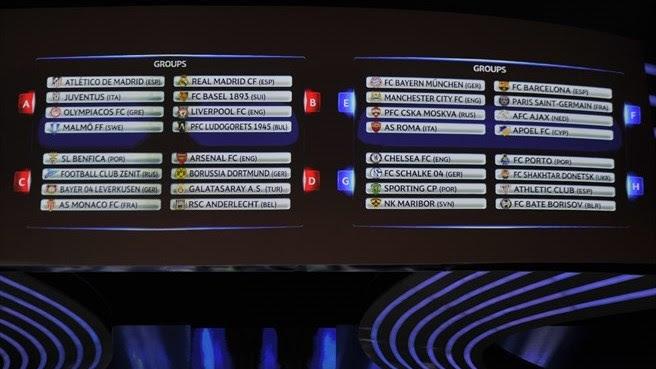 Calendrier Ligues Des Champions.Ligue Des Champions Coupe Du Monde Championnats Uefa