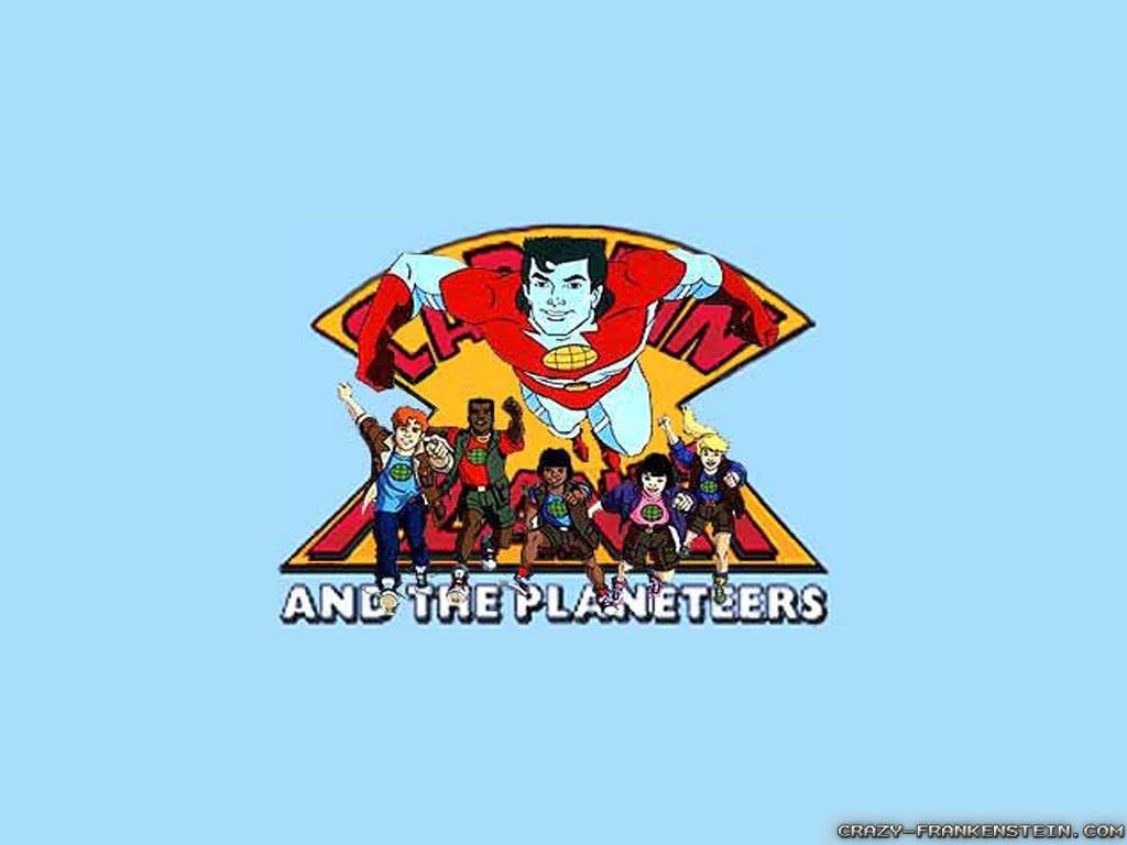 Captain Planet Wallpaper Images
