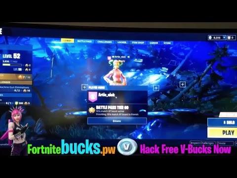 How To Hack Fortnite V Bucks Xbox One | V Bucks Pal com