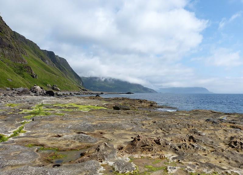 P1050682 - Carsaig Cliffs, Isle of Mull