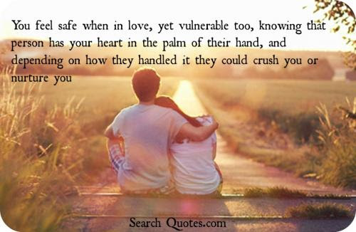 Heart In Hand Quotes Quotations Sayings 2019