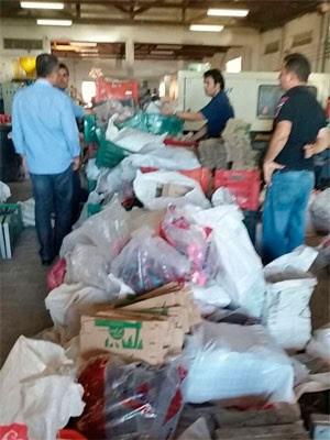 Operação foi coordenada pelo delegado Júlio Costa, da Defraudações (Foto: Divulgação/Polícia Civil do RN)
