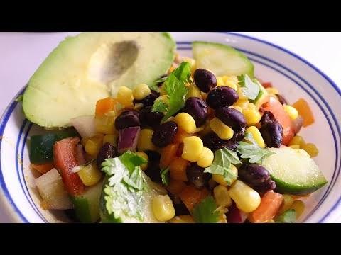 Easy Adalu (bean & corn) Salad Weight Loss Recipe