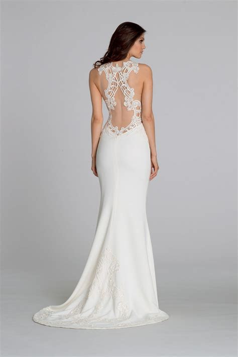 Sexy Back Wedding Dresses: Wedding Dresses With Sexy Rear