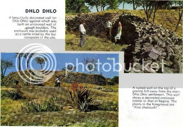 3-1, Ancient Ruins of Rhodesia