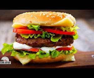 Cómo preparar hamburguesa casera paso a paso