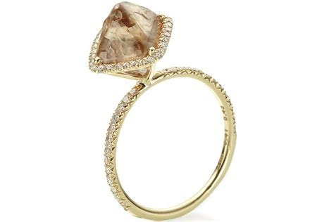 Diamond in the Rough Covet Collection auburn rough diamond