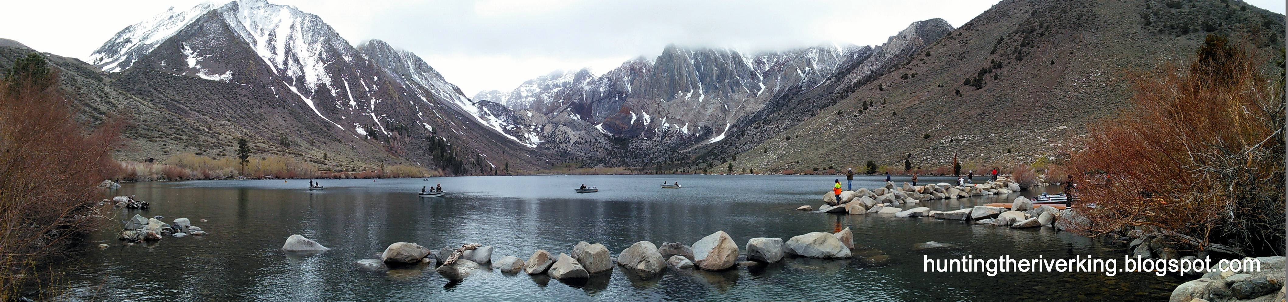 Eastern Sierra Fishing Trip for Opening Weekend