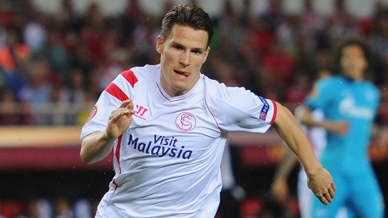 Sevilla resiste en Rusia y acompaña a Napoles, Fiorentina y Dnipro en semis