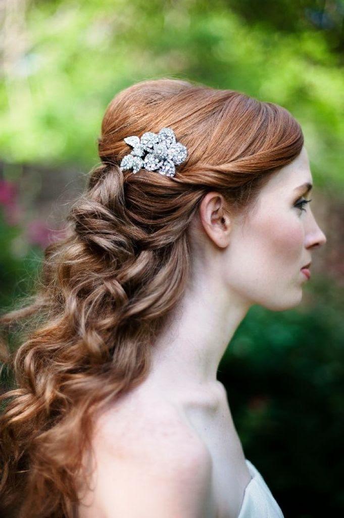 Stunning Retro Wedding Hairstyles For Classic Wedding ...